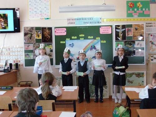 Урок окружающего мира 2 класс в школе видео